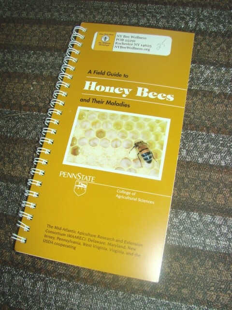 Penn State Honey Bee Field Guide